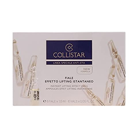 Specialties & Treatments by Collistar Instant Lifting Effect Vials 6 x 1.5ml