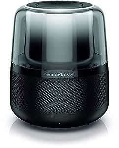 Harman Kardon Allure Wireless Speaker System with Amazon Alexa (Black)