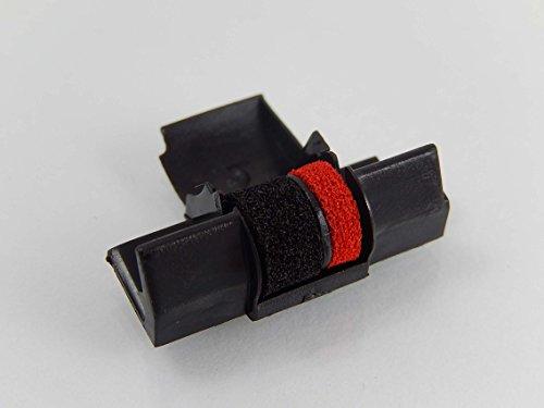 Preisvergleich Produktbild vhbw Farbrolle Tintenrolle für Kasse, Rechner Sharp 1620S, 2620S, EL-2620, EL-2626 wie IR40T, GR 745.
