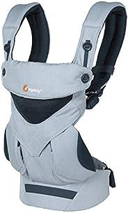 Ergobaby 360 babybärare upp till 20 kg cool Air Mesh 4-positioner babybärväska, barnbärande rygg magbete, kamb