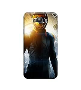 Ebby Premium Printed 3D Designer Back Case Cover For Samsung E5 (Premium Designer Cae)
