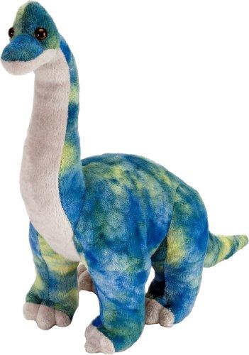 Wild Republic 15491 - Dinosauria Plüsch Brachiosaurus, 25 cm