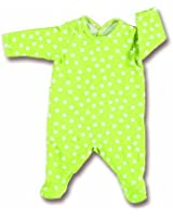 Baby Boum Unisex Baby Cotton Lycra Long Sleeve Romper Suit/ Babygrow with Random Spotty Design from the Youmi Scuba Range Romper