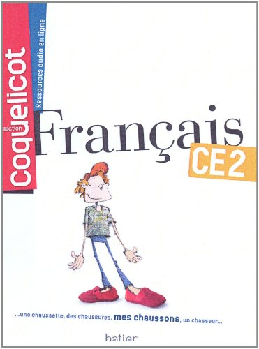 Français CE2 Coll. Coquelicot Elève
