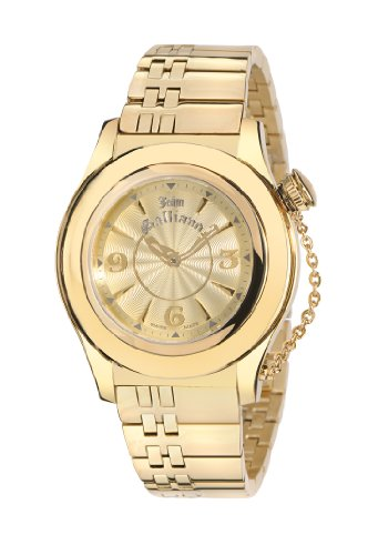 john-galliano-ladies-watch-r1553102617-in-collection-elu-2-h-and-s-champagne-dial-and-stainless-stee
