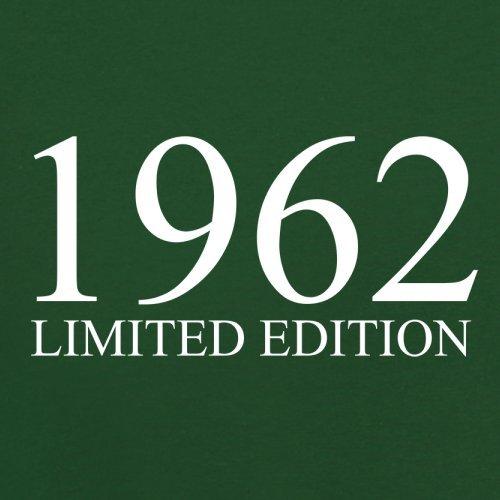 1962 Limierte Auflage / Limited Edition - 55. Geburtstag - Herren T-Shirt - 13 Farben Flaschengrün