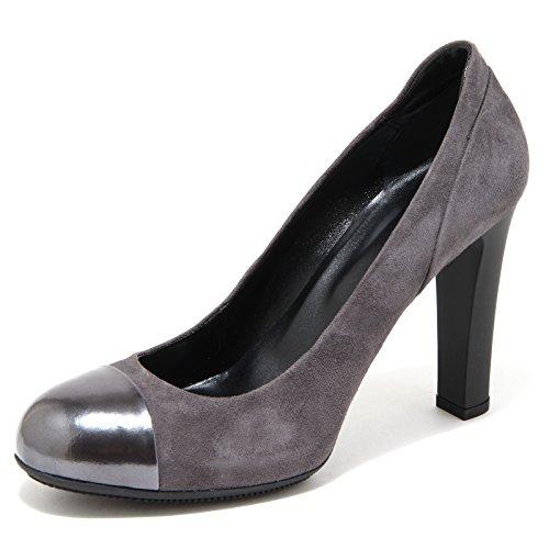 62223 decollete HOGAN H220 grigia scarpa donna shoes women Grigio