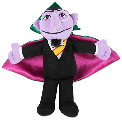 Sesame Street Count Von Count Bean Bag