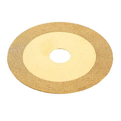 GFHDGTH 100mm Dremel Zubehör Mini Kreissägeblätter Diamanttrennscheibe für Schleifmaschinen Scheibenschneider für Metall Elektrowerkzeuge