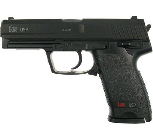 Heckler & Koch USP Softair / Airsoft Pistole, Federdruck, Lizenzversion, mit HopUp < 0,5 J. #14