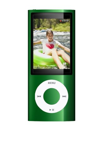 Grün Ipod-mp3-player (Apple iPod Nano MP3-Player mit Kamera grün 8 GB)