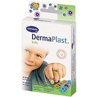 DermaPlast kids Wundpflaster-19 x 72 mm u.16 x 57 mm / je 10 Stück preisvergleich bei billige-tabletten.eu