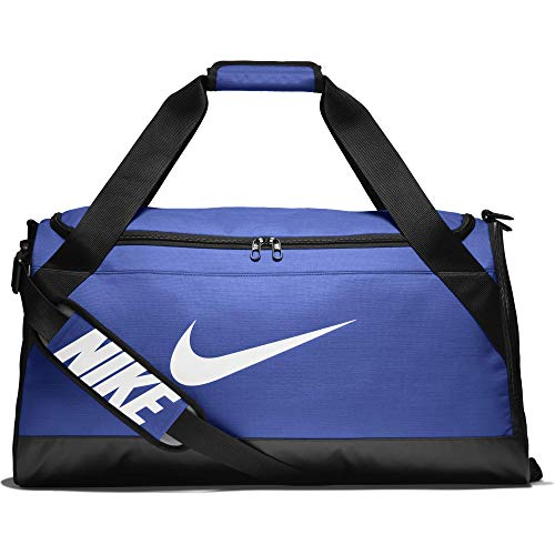Nike BA5334-480, Borsone Bambino, Game Royal/Black/White, Taglia Unica