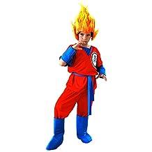 El Carnaval Disfraz Son Goku M