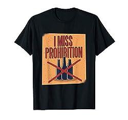 Alkoholverbot betrunken Widerstand Männer Frauen Geschenk T-Shirt
