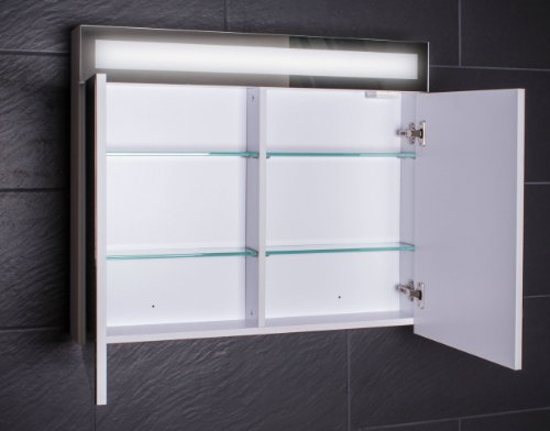 Marken Spiegelschrank Galdem EVEN 80 cm - 3