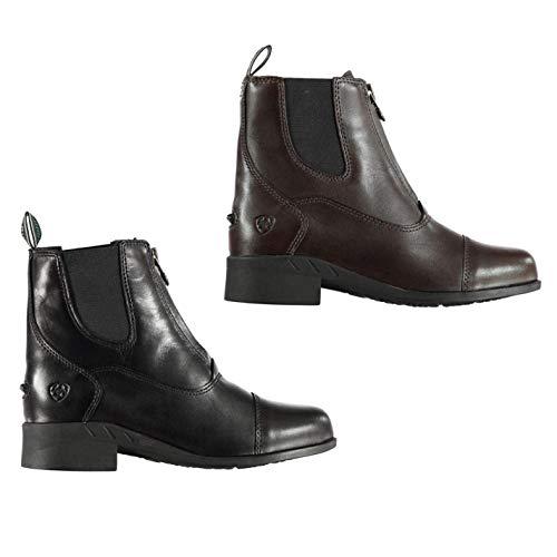 ARIAT Devon IV Stiefel Jungen Schuhe Stiefel Kinder Schuhe - Braun, (UK4) (EU36.5) (US5)