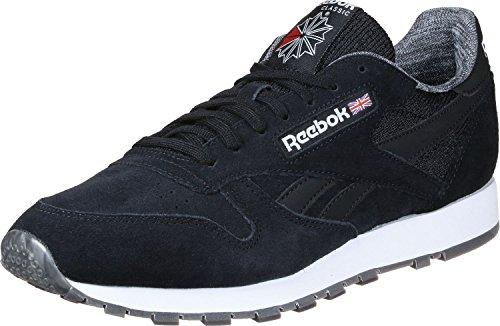 Reebok Bs6298, Chaussures de Running Homme Noir (Black / White)