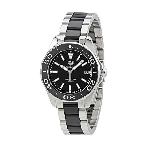 TAG Heuer Damen-Armbanduhr 35mm Armband Keramik + Gehäuse Quarz WAY131A.BA0913