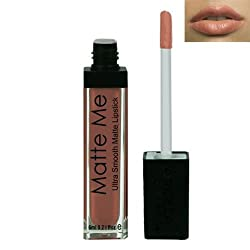 Arezia Matte Me Liquid Lipstick 6ml / 0.2 fl.Oz. AZ-27 (Light Brown)