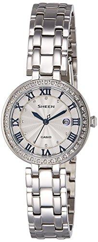 41Qx7vxjhKL - Casio Sheen Women SHE 4034D 7AUDR SX174 watch