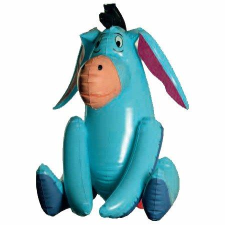 e Eeyore Character 52 cm (Aufblasbarer Ball Kostüm)