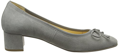 Gabor Damen Fashion Pumps Grau (stone 19)
