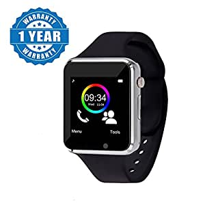 Captcha Latest Edition Smart Watch With Sim/Memory Card Slot, Camera For Men/Women/Kids (Color May Vary)