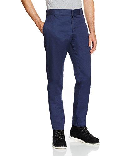 Dickies Work - Pantalon - Slim - Homme Bleu (Navy)
