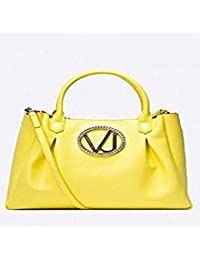 Versace , Sac pour femme à porter à l'épaule jaune jaune
