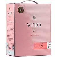 Barone Montalto s.p.a. BIB 'Vito' Rosato Puglia IGT 3.00 Liter