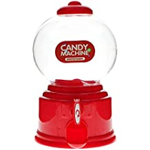 Máquina de Caramelo Alcancía Chicles Caja fr Monedas Ahorro Dulces Retro Mini ...