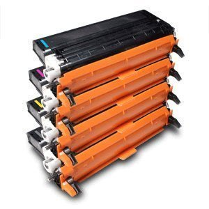 Remanufactured Lexmark X560 Toner Cartridges Combo - 4pk (BCMY) High Yield by Unknown - Yield Toner Cartridge Combo