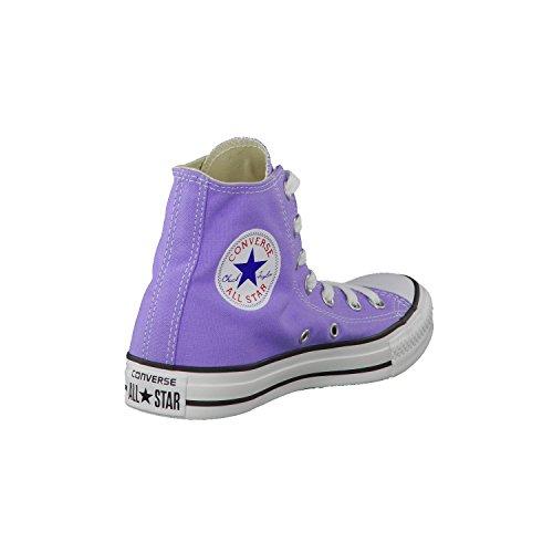 Converse All Star Hi Canvas Seasonal, Sneaker, Unisex Viola (Lavender Glow)