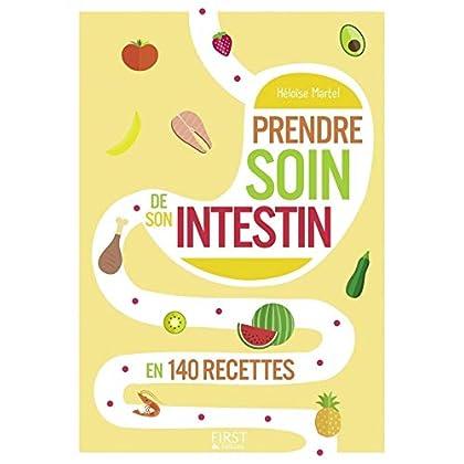 Petit livre de - Prendre soin de son intestin en 140 recettes (LE PETIT LIVRE)