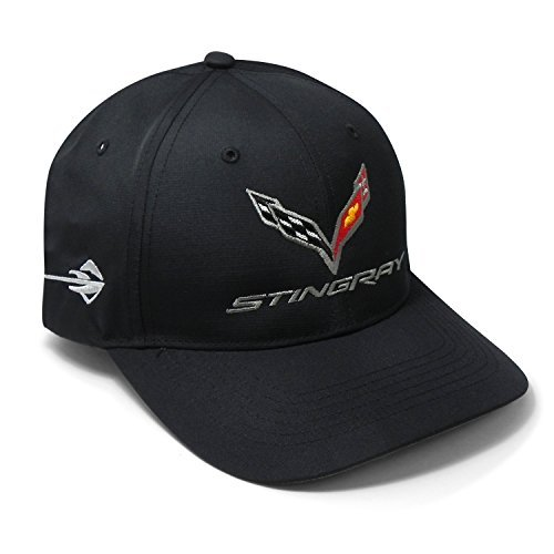 chevrolet-corvette-c7-stingray-dupont-performance-black-baseball-cap-by-chevrolet-carbeyondstore