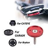 XQxiqi689sy MTB Bici da Strada Bicicletta Cronometro GPS Supporto Supporto per Garmin Bryton CATEYE in Vendita liquidazione