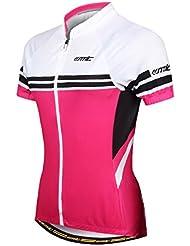 SANTIC Maillot de Cyclisme Performance Femme