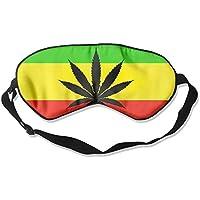 Jamaica Flag Weed Leaf 99% Eyeshade Blinders Sleeping Eye Patch Eye Mask Blindfold For Travel Insomnia Meditation preisvergleich bei billige-tabletten.eu