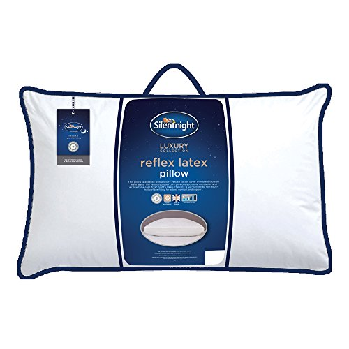 silentnight-reflex-latex-core-pillow
