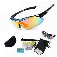 795b185e40 AUMING Gafas de Ciclismo de Sol Gafas de Sol Deportivas polarizadas Pesca  al Aire Libre Senderismo