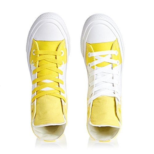 ConverseChuck Taylor All Star Ii - Pantofole a Stivaletto Unisex – Adulto Yellow White