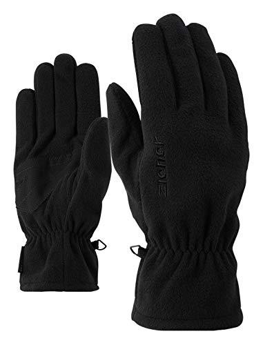Ziener Herren IBRON Multisport Handschuhe, Black, XL