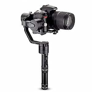 2017 Nuovo,Zhiyun Crane V2 (4pcs 26500 batterie) 3 assi brushless Handheld Gimbal Stabilizzatore per DSRL Sony A7 Serie/Panasonic Lumix/Nikon/Canon serie J M Serie