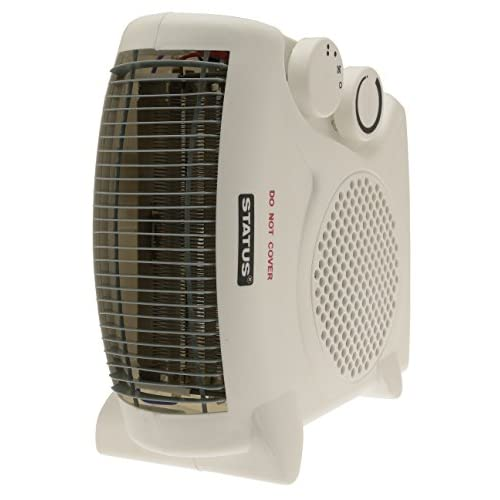41QxKN5vosL. SS500  - Status FH2P-2000W1PKB Heater, 2000 W, White