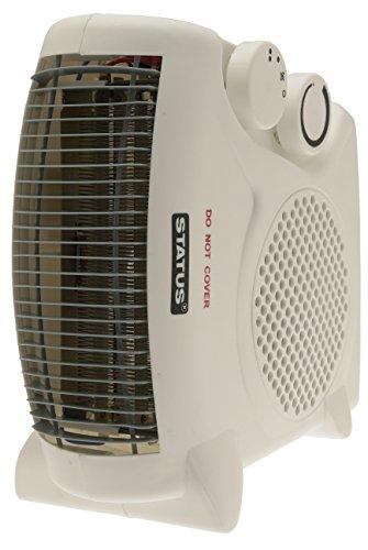 41QxKN5vosL - Status FH2P-2000W1PKB Heater, 2000 W, White