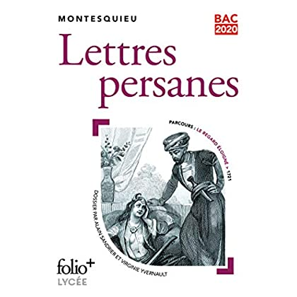 Bac 2020 : Lettres persanes