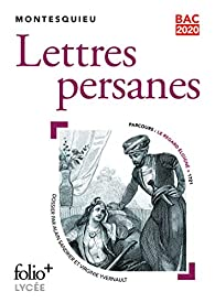 Lettres Persanes par  Montesquieu