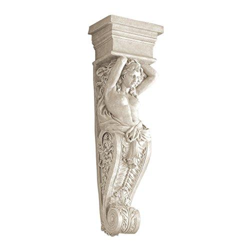 Design Toscano Karyatide, Wandfigur