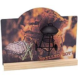 Geldgeschenk Verpackung Grillen Gutscheinverpackung Barbecue Mann Geschenk Grill
